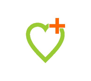 389x346 Vector Hospital Heart Plus Logo Download Vector Logos Free