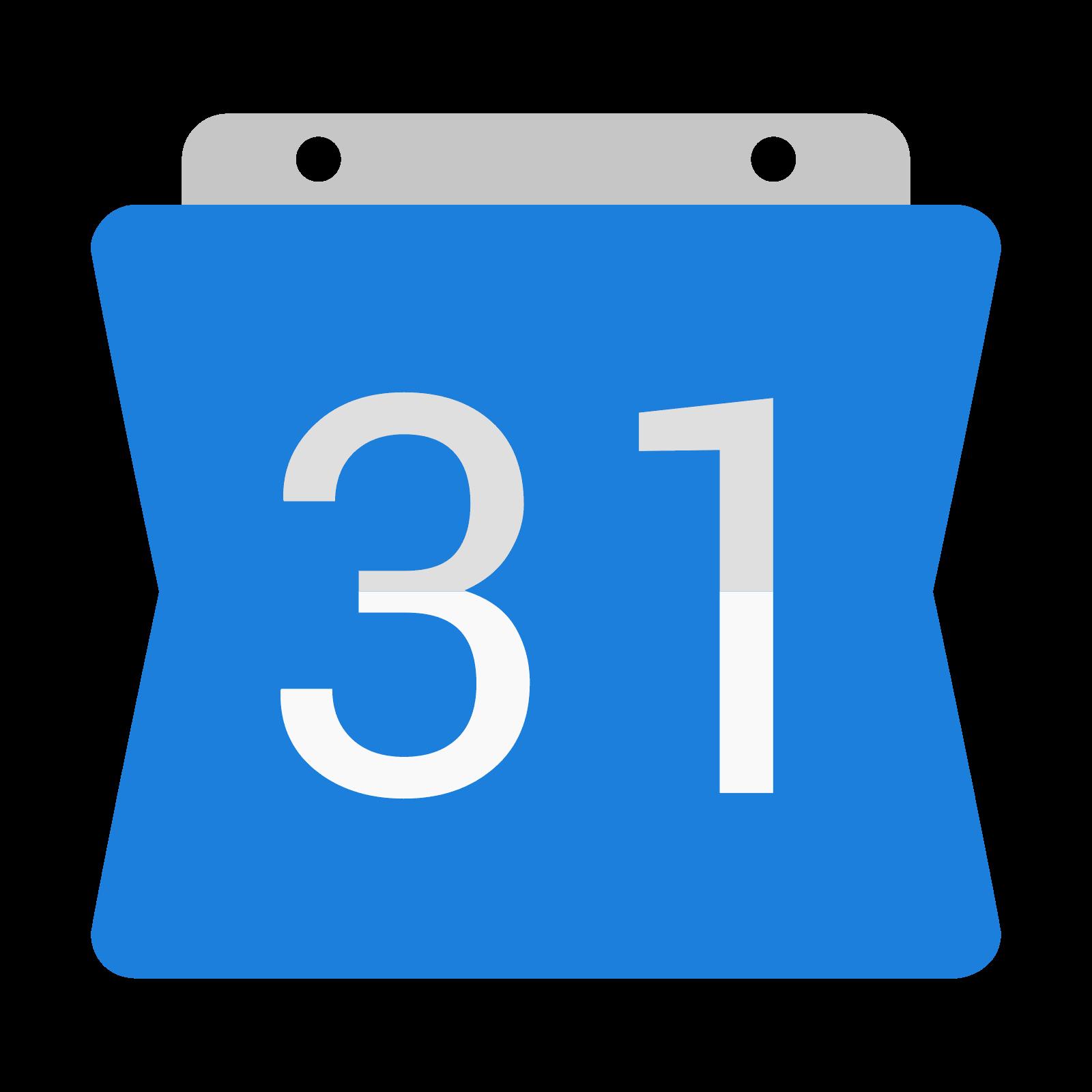 1600x1600 Google Calendar Icon