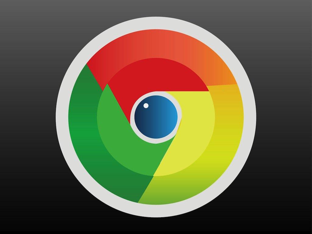 1024x768 Google Chrome Logo Vector Art Amp Graphics