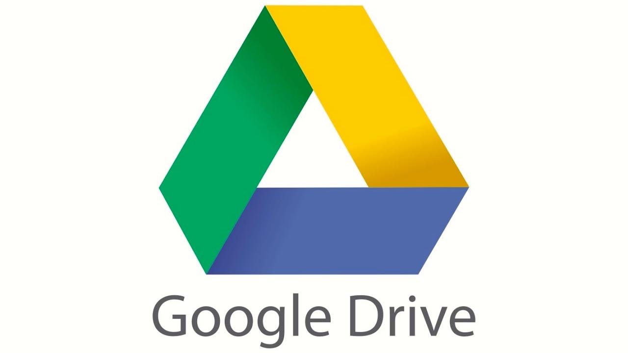 1280x720 Google Drive Google Drive Logo Icon Vector Free Download