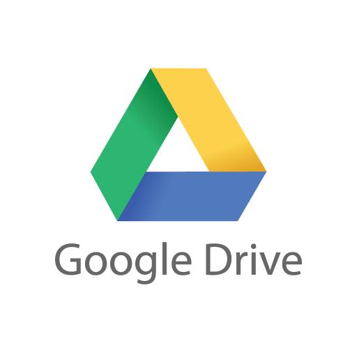 512x512 Google Drive Logo Vector