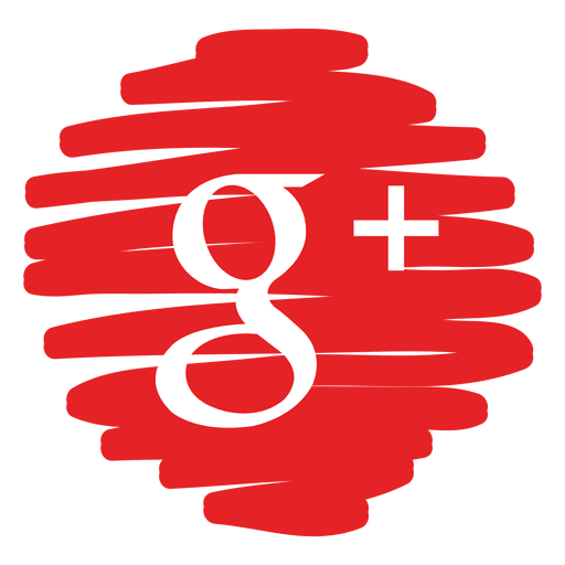 512x512 Google Plus Distorted Round Icon