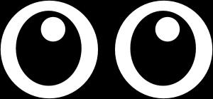 Googly Eyes Vector