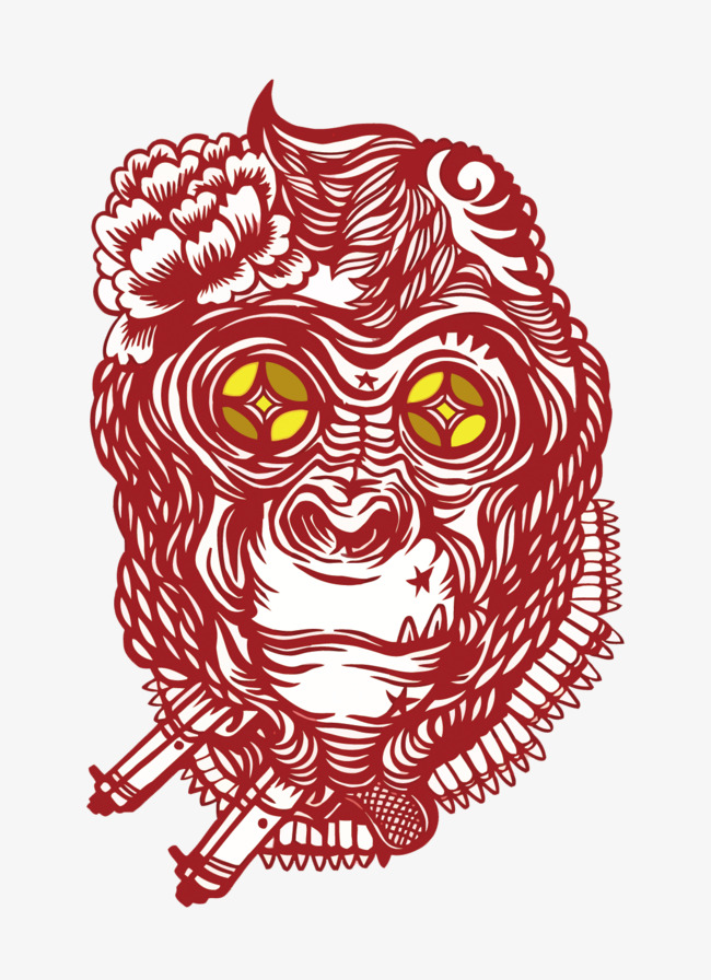 650x896 Vector Monkey, Monkey Vector, Monkey Clipart, Gorilla Vector Png