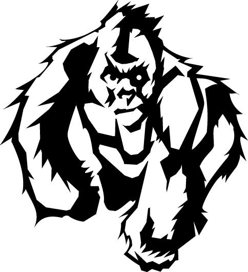 Gorilla Vector Free