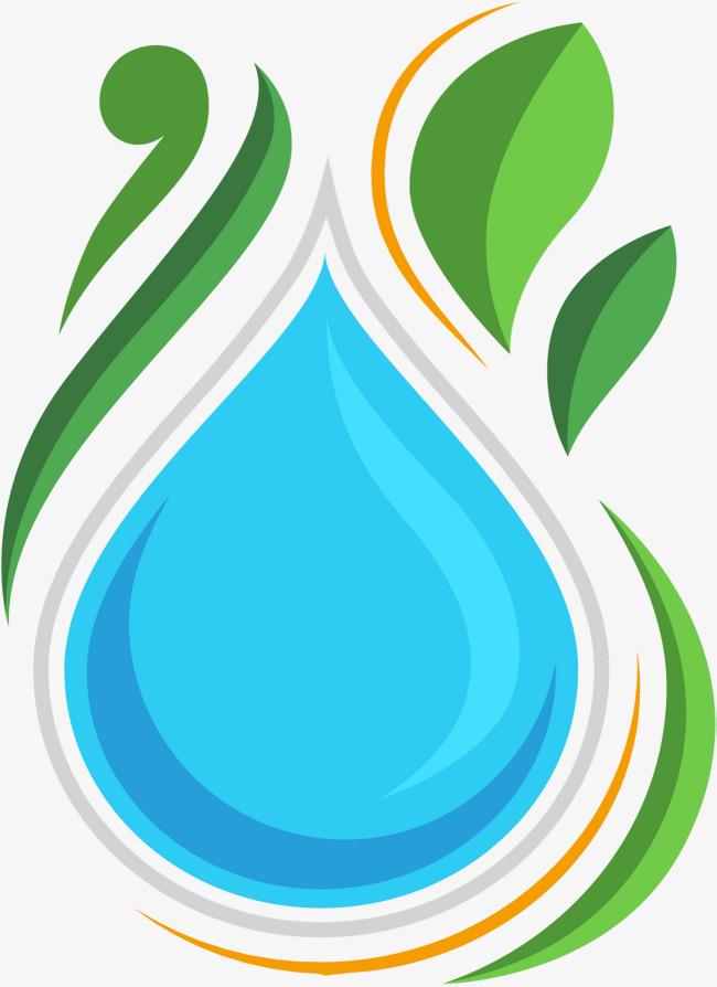 650x894 Vector De Una Gota De Agua Verde Logo Call Png Y Vector Para