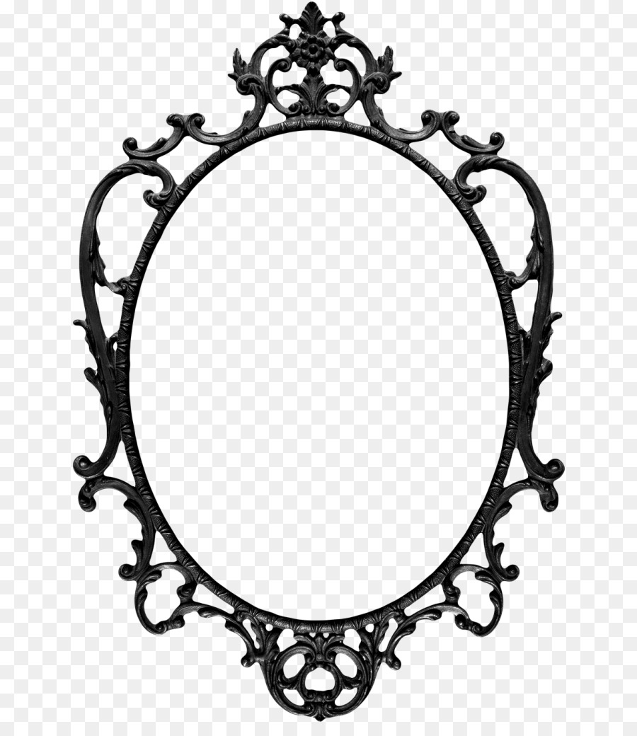 900x1040 Picture Frames Vintage Clothing Mirror Drawing Clip Art