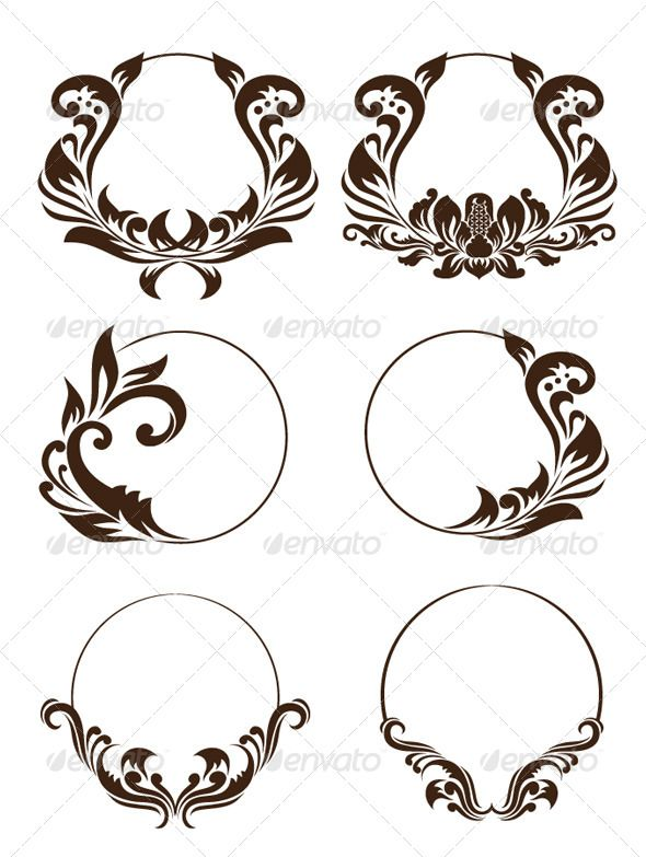 590x783 Vector Gothic Borders, Gothic Wind, Frame, Frame Png And Vector