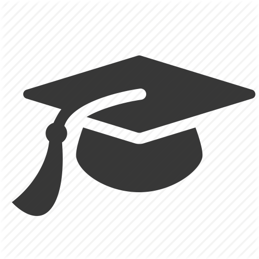 512x512 Collection Of Free Education Vector Graduation. Download On Ubisafe