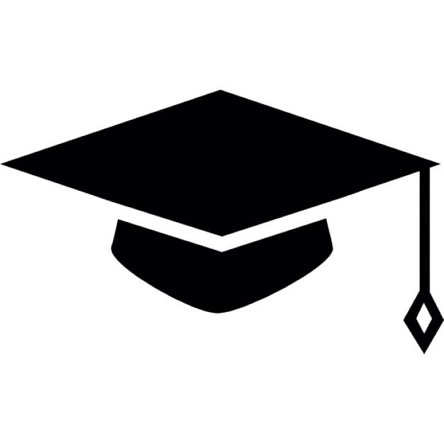626x626 Graduates Cap Icons Free Download
