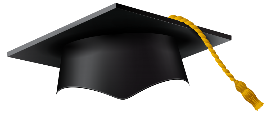 1024x434 Graduation Hat Vector Free Download