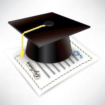 368x368 Graduation Cap Free Vector Download (421 Free Vector) For