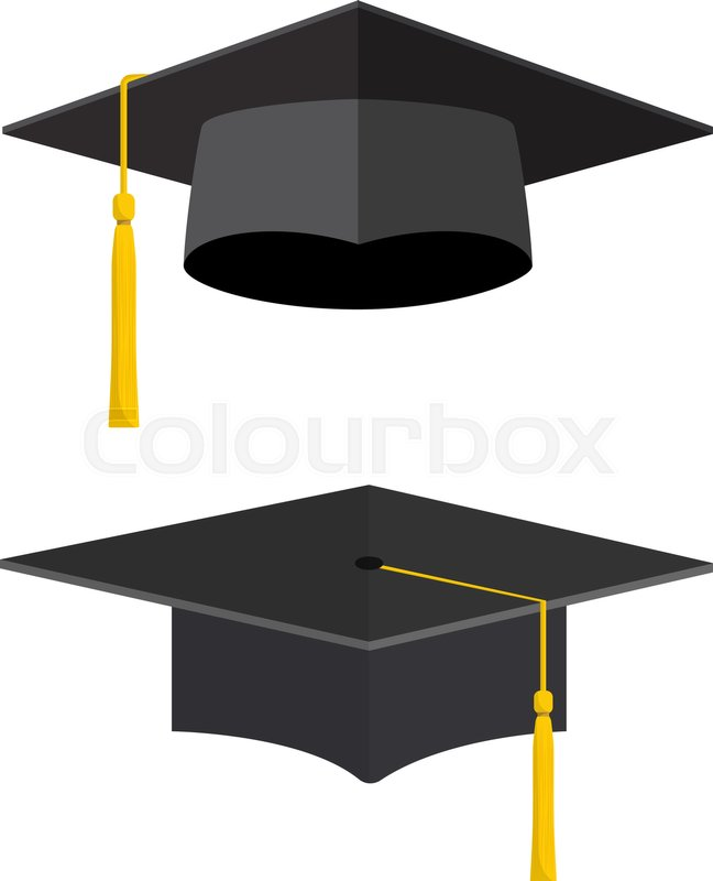 648x800 University Academic Graduation Caps With Tassel Graduation Hat For