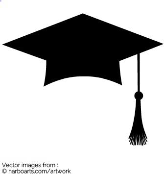 335x355 Download Graduation Hat