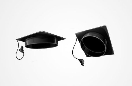 456x297 Free Graduation Clipart And Vector Graphics
