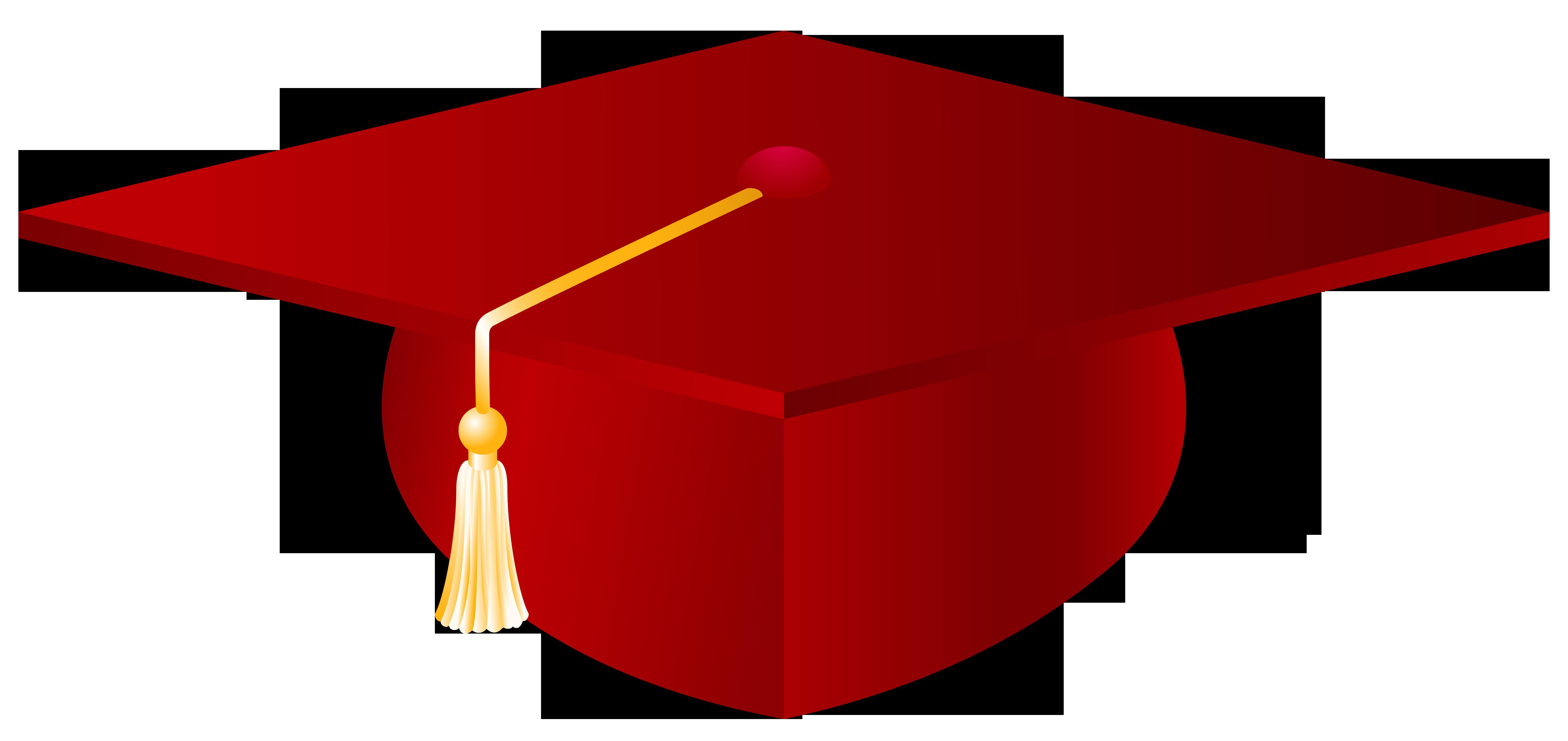 Graduation Hat Vector