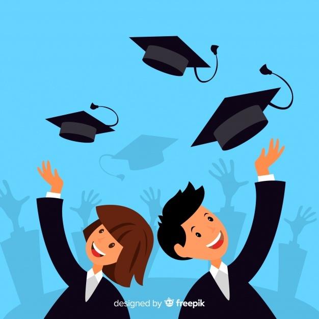 Graduation Vector Images