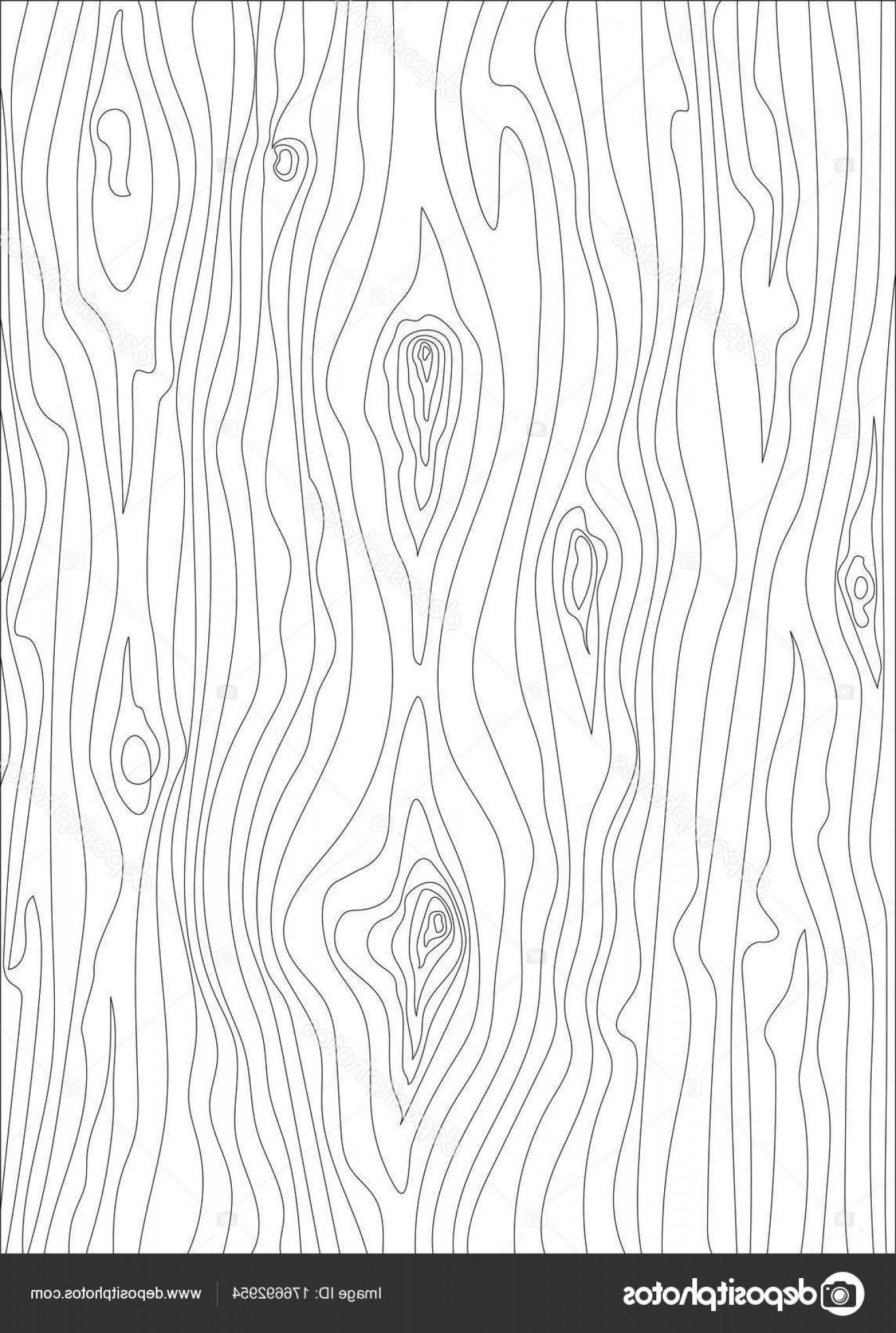 1372x2040 Wood Grain Vector Art Stock Illustration Wood Texture Vector