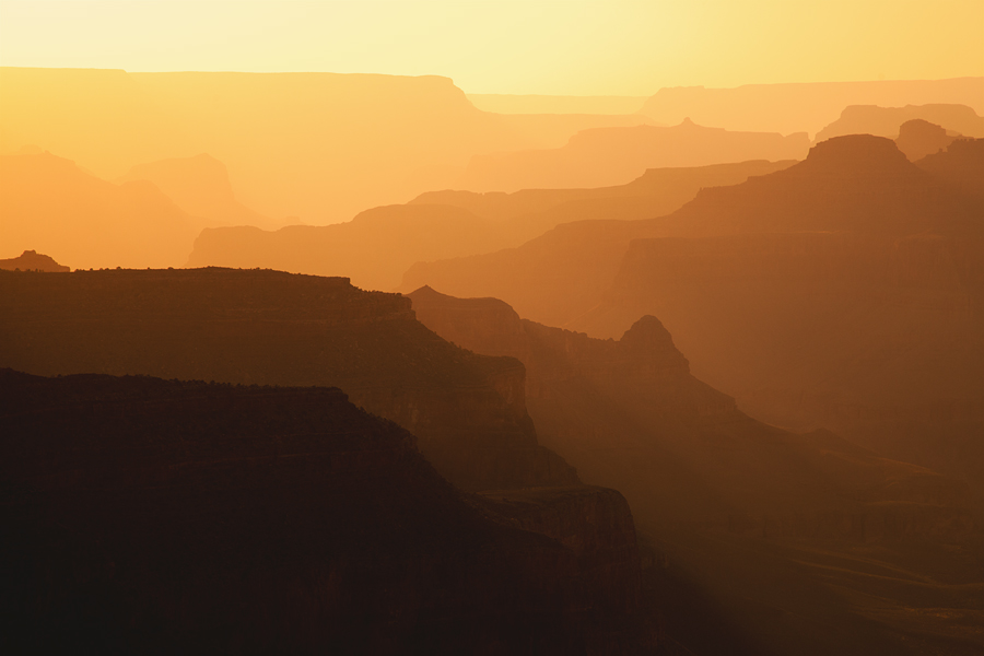 900x600 Grand Canyon Layers By Tim Navis