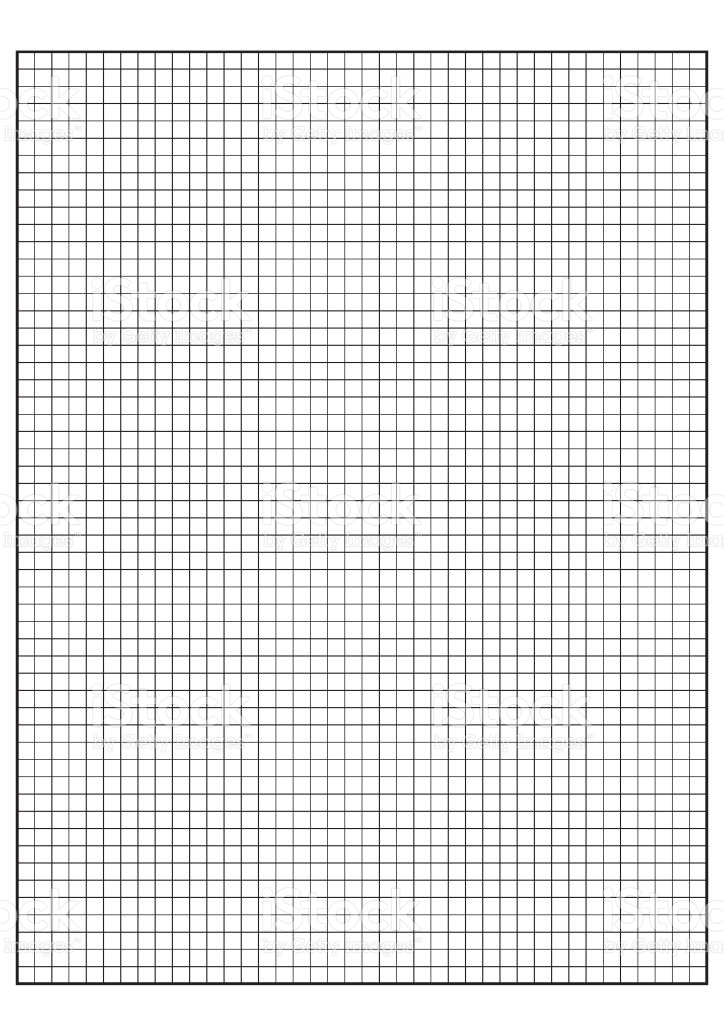 724x1024 Engineering Graph Paper Art Print Of Engineering Graph Paper