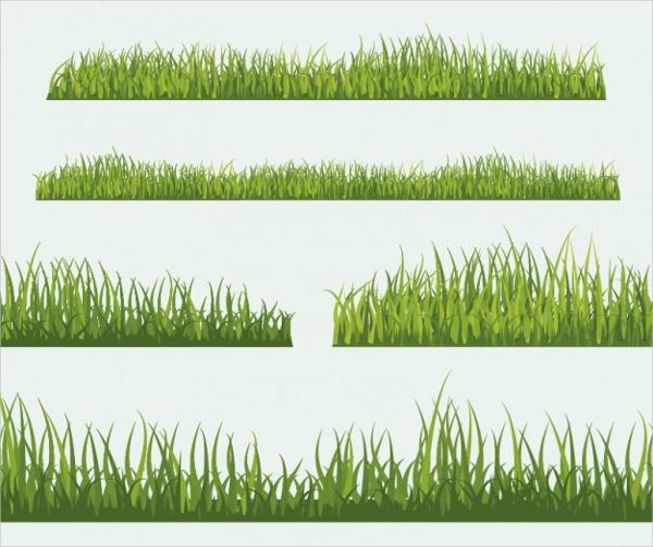 Grass Vector Free