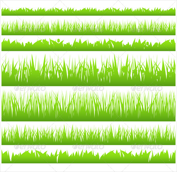 Grass Vector Free Download