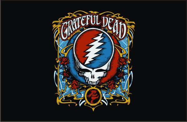 600x390 Grateful Dead Grateful Dead Vector T Shirts