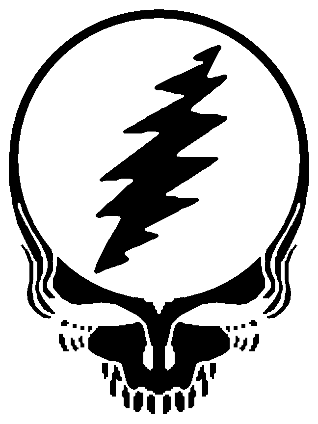 Grateful Dead Logo Vector At Getdrawingscom Free For Personal Use