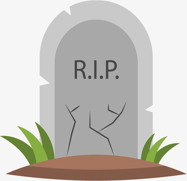 650x628 The Grassy Grave, Vector Png, Grave, Tombstone Png And Vector For
