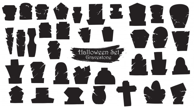 Gravestone Vector at GetDrawings.com | Free for personal use ...