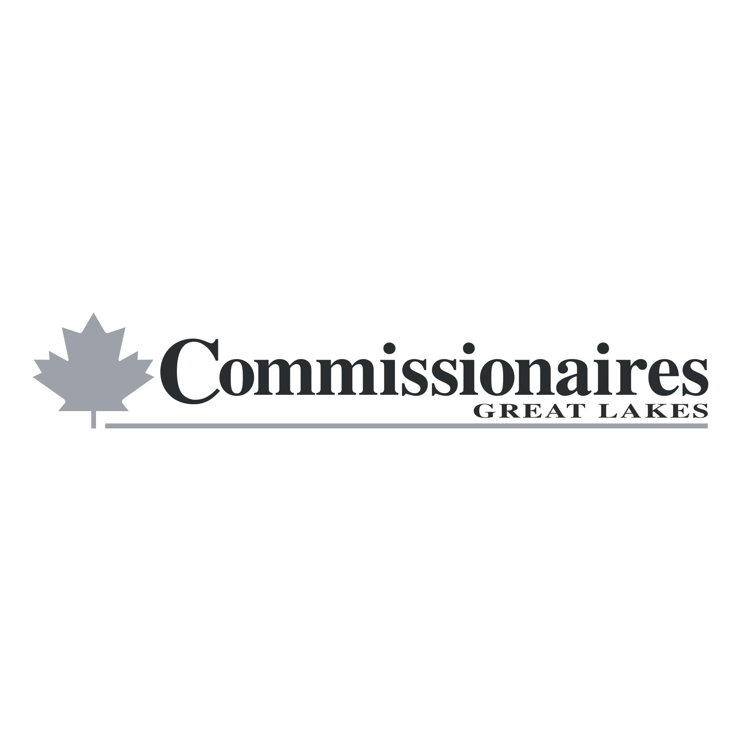 2400x2400 Commissionaires Great Lakes Logo Png Transparent Amp Svg Vector