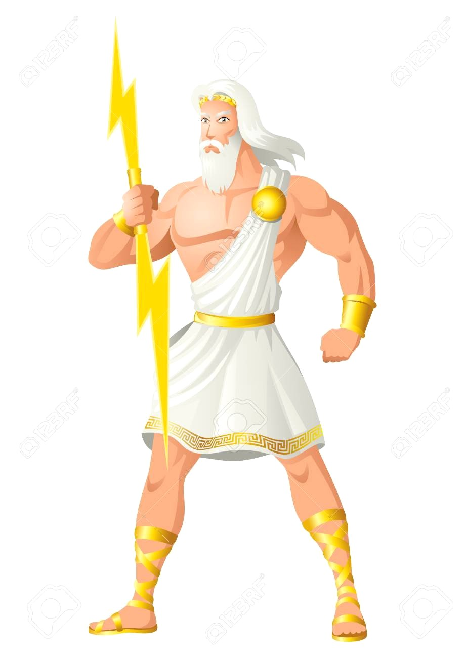 Greek God Vector