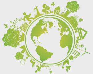 300x240 Green Earth Logo Illustration Vector