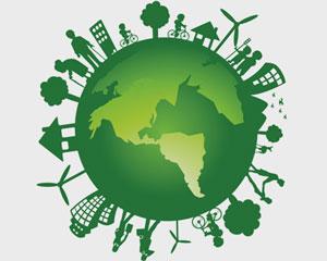 300x240 Green Earth Vector Illustration