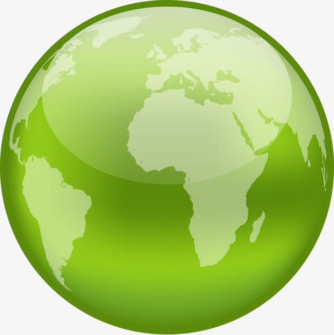 650x651 Green Earth Vector Material, Green Vector, Earth Vector, Green Png