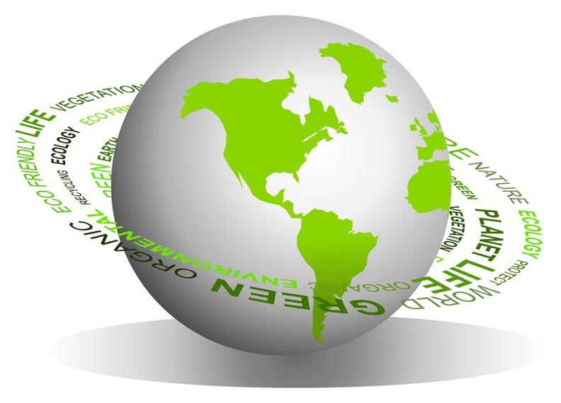 792x570 Green Earth Icon Vector