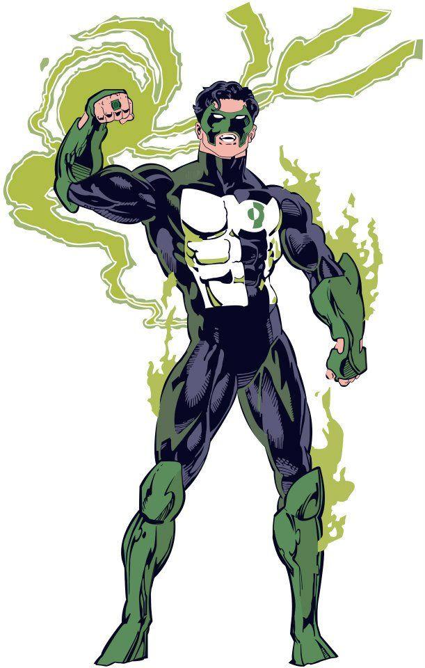 611x960 Green Lantern Kyle Vector By 10vecesdnl Good Guys And Bad Guys