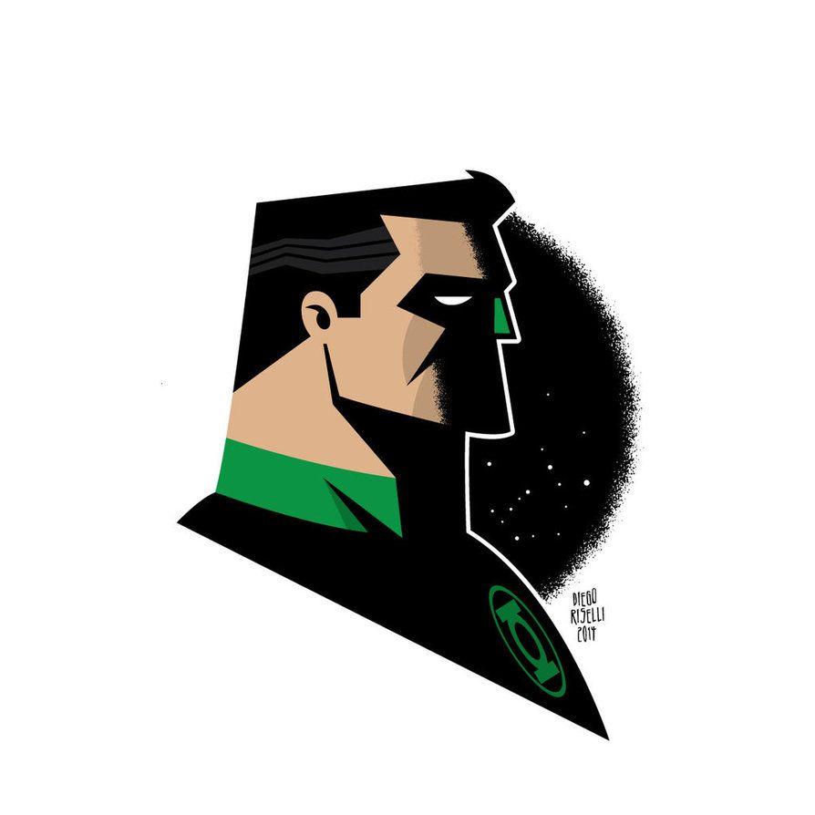 894x894 Green Lantern Vector By Funky23 Green Lantern
