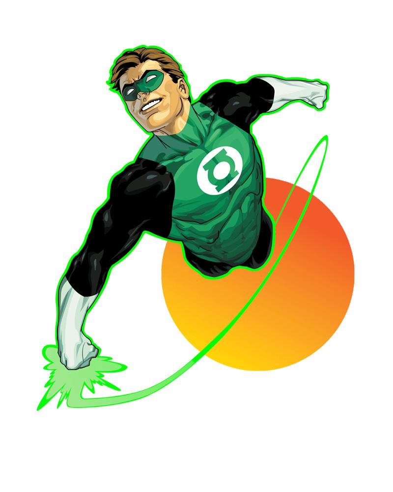 800x1000 Green Lantern By Danielgoettig