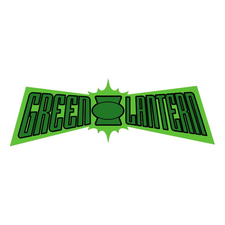 745x745 Green Lantern Free Vector 4vector