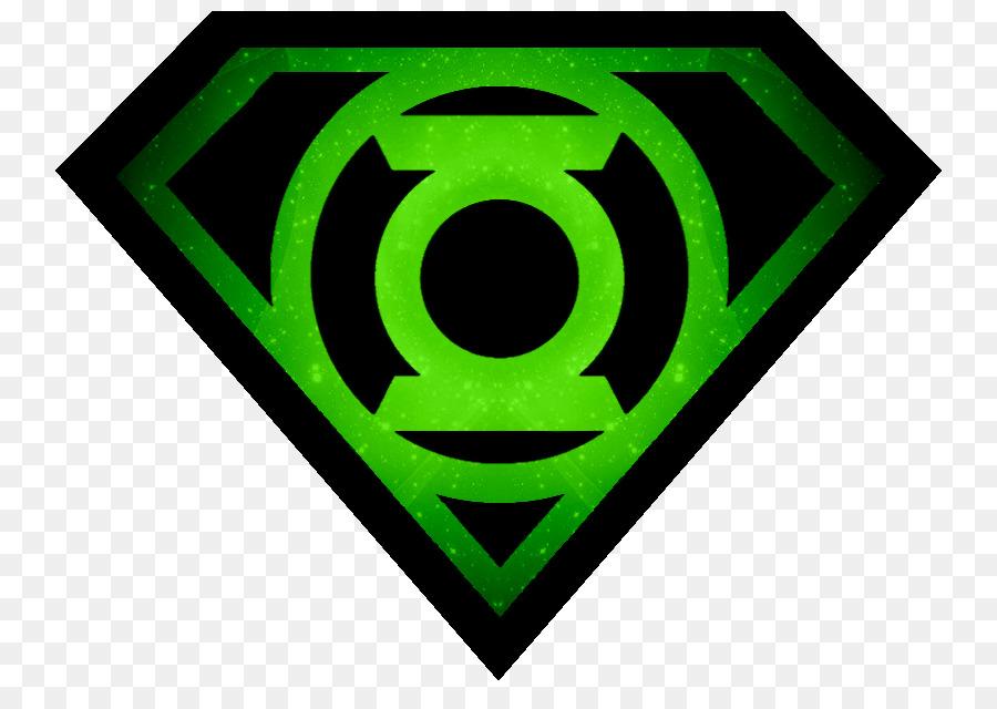 900x640 Superman Logo Green Lantern Corps