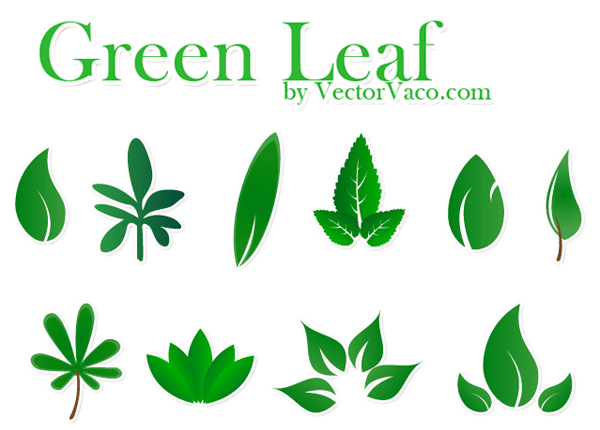 600x430 Free Free Vector Green Leaf Psd Files, Vectors Amp Graphics