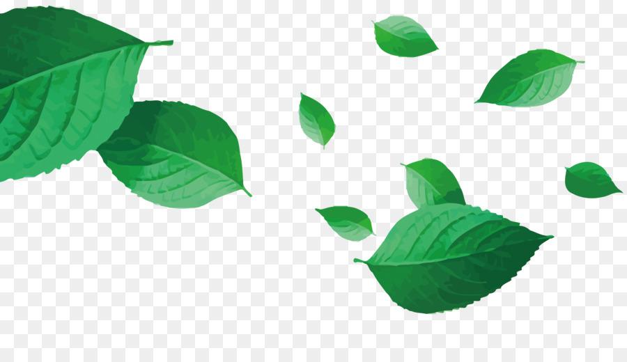 900x520 Download Green Leaf Vector Tea