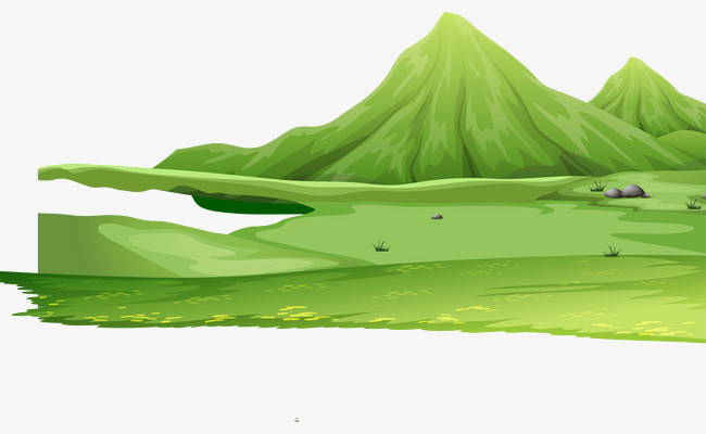 650x400 Vector Hand Painted Mountain, Vector, Hand Painted, Mountain Png