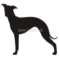 236x236 Greyhound Templates Greyhound Silhouette Vector Clip Art