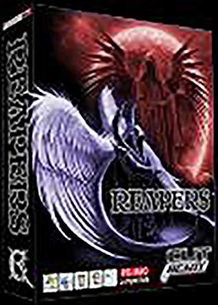 318x445 Grim Reapers Vector Clip Art