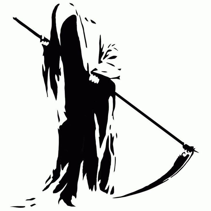 Grim Reaper Vector Free