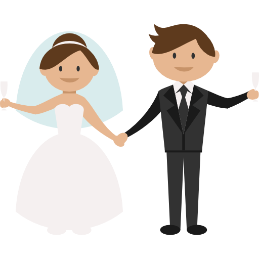 512x512 Groom Vector Wedding Couple ~ Frames ~ Illustrations ~ Hd Images