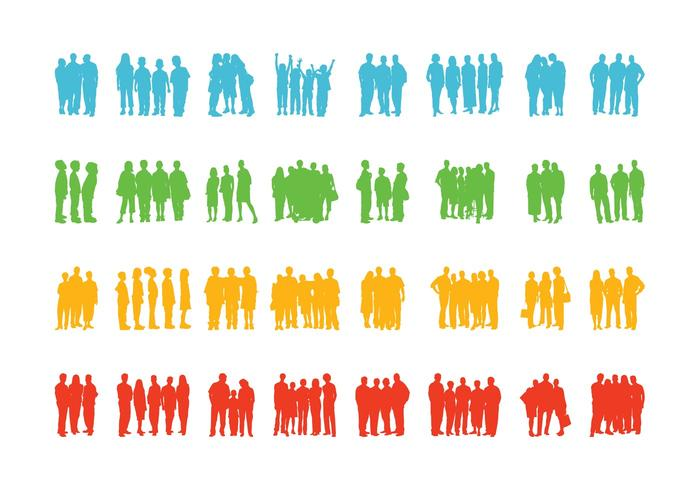 700x490 Groups Of People