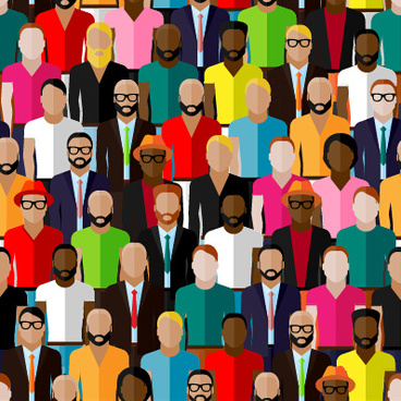 368x368 Vector Group Different People Free Vector Download (9,577 Free